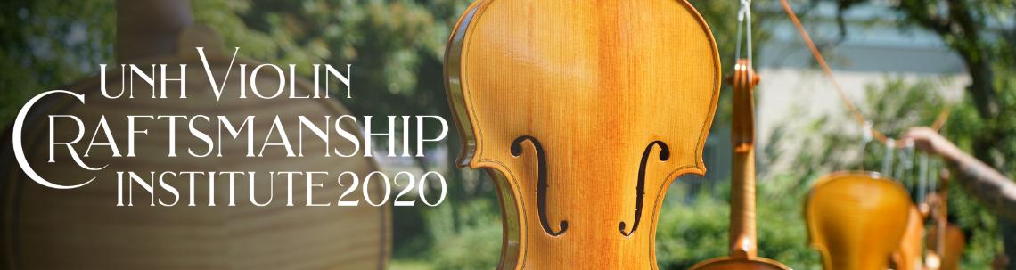 UNH Violin Craftsmanship
