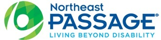 Northeast Passage Living Beyond Disability Logo