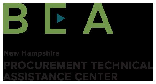 BEA - New Hampshire Procurement Technical Assistance Center